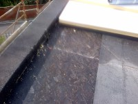 Bitumen Roof Build-up